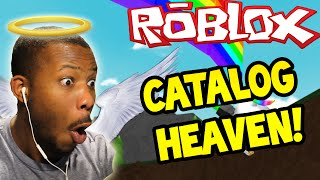 ROBLOX: CATALOG HEAVEN! - RAINBOW UNICORN! - Part (1)