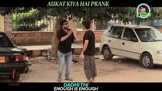 Time Prank | Aukat Kya Hai  | By Nadir Ali In |  P4 Pakao