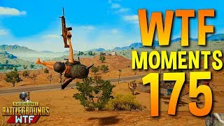 PUBG Funny WTF Moments Highlights Ep 175 (playerunknown's battlegrounds Plays)