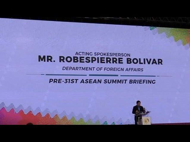 20 world leaders attending 31st Asean Summit