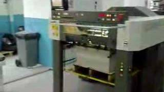 KOMORI S29 HI SPEED