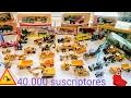 JUGUETES NIÑOS Camión Tractor Coche Excavadora Grúa JOAL Kids Toys SIKU Truck bulldozer crane