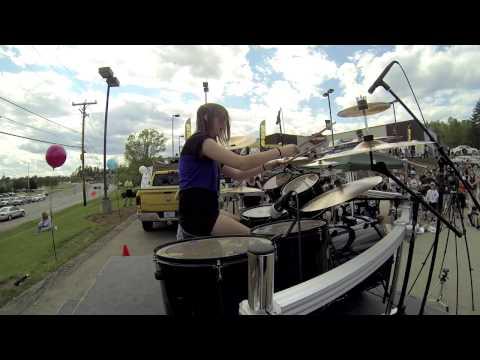 Drum Fun 2: Emily Weaver