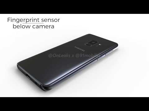 Samsung Galaxy S9: 360 renders EXCLUSIVE