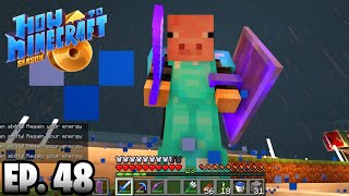 THE ULTIMATE MOB SWORD!!! |H6M| Ep.48 How To Minecraft Season 6 (SMP)