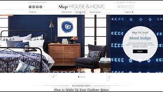 NEW Online Furniture & Home Decor Store: Shop House & Home at shophouseandhome.com