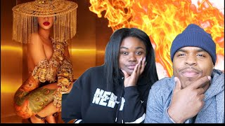 BOP OR FLOP?? NICKI MINAJ DISS?? 🤔| Cardi B - Money (Official Audio) | REACTION!!!