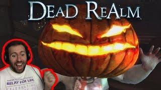 Dead Realm Halloween Update: IT GOT SCARY