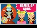 Learn Names of Indian Gods - Female | Informative Video for Kids | Cartoon Doo Doo TV