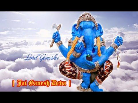 Bhagwan Ganesh Ji Ki Aarti   Jai Ganesh Deva   Hindi Video Song