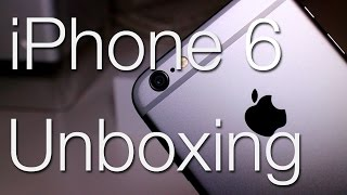 iPhone 6 Unboxing - Space Grey 16GB