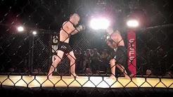 Alex's First MMA fight - Roseland Theater - Portland Oregon