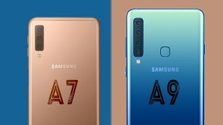 Samsung Galaxy A9 A7  2018 | خلص المفرد الكاميرات بالجملة