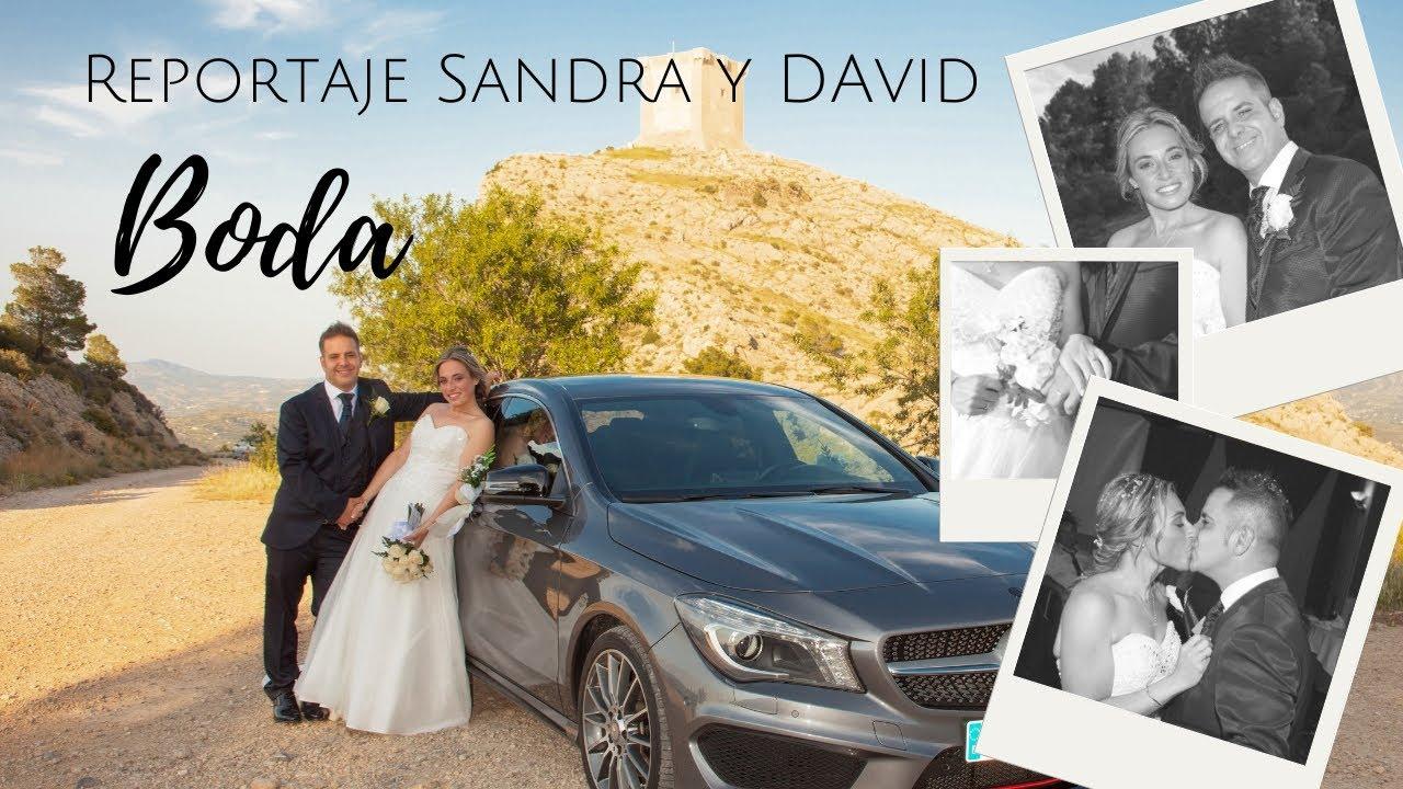 Reportaje de boda Sandra y David | Laura Flores Fotos