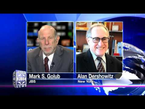 ITN: Alan Dershowiitz on Gun Control