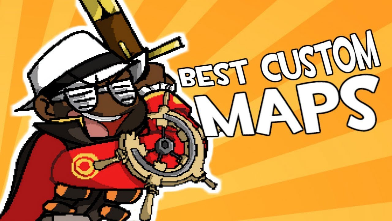 TF2 - Best Custom Maps - YouTube