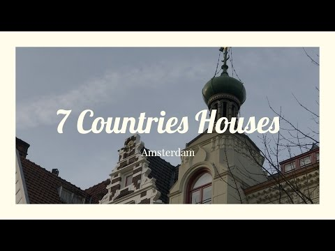 Amsterdam Free / Seven Countries Houses