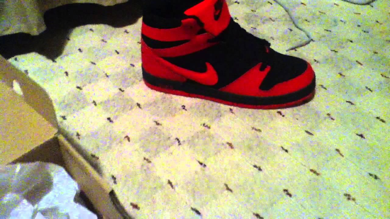 659246984320 Nike prestige IV High Review - YouTube