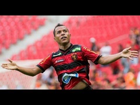 Marcos Aurelio, 32 Gols em 2013. Pelo Sport Recife