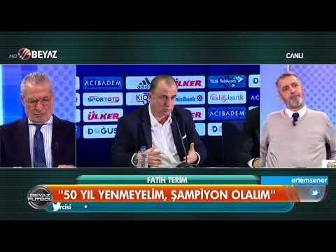 Fatih Terim: Kadıköy'de 50 yıl yenmeyelim ne fark eder!