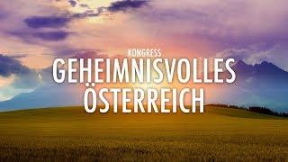 GEHEIMNISVOLLES ÖSTERREICH - Kongress am 29.09.2018 in Wien
