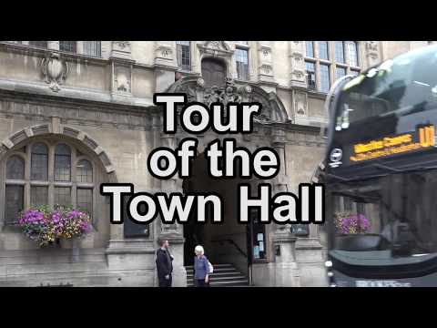 Exploring Oxford's Town Hall