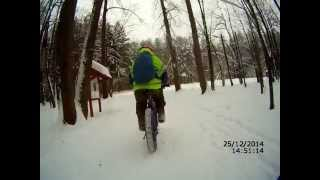 Зимний велосипед FURY FROST 26(Зимний велосипед (fat-bike) FURY FROST 26., 2015-01-15T10:53:19.000Z)
