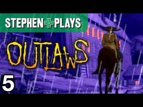 Outlaws #5 • True Grit