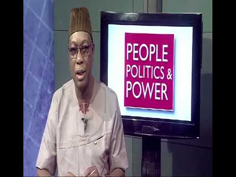 JOHN NNIA NWODO ON RESTRUCTURING NIGERIA: THE IGBO QUESTION. AIT PPP