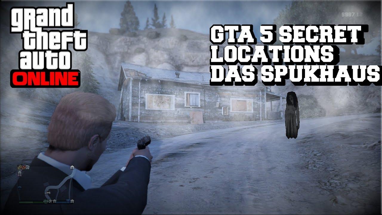 Gta V Geisterhaus