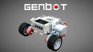 Make your First Lego Mindstorms EV3 Robot - GenBot