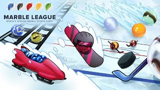 MARBLE LEAGUE ❄️ Winter Special 2021 (All Events)