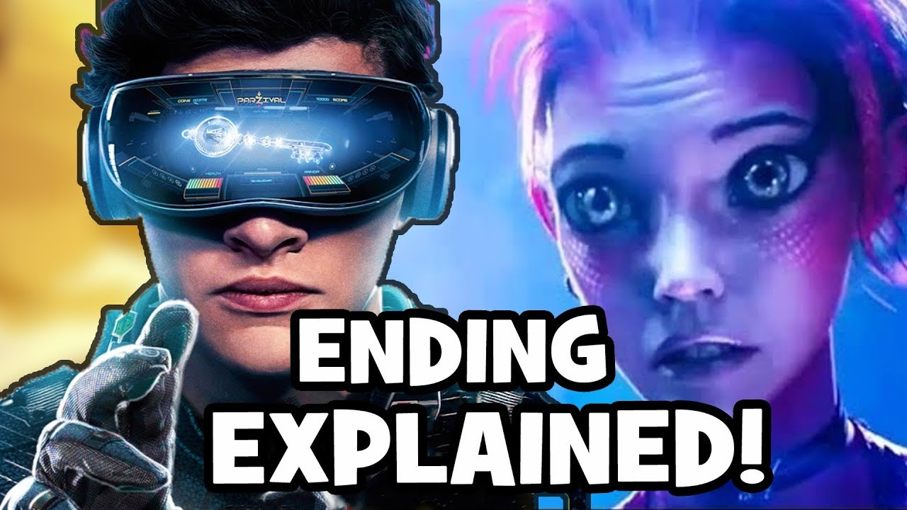ready player one ending explained ready player two youtube ready player one ending explained ready player two