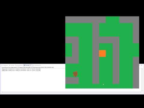 Let's Make A Game Season 2 - Ep 14 - Infinitely Generating Maps