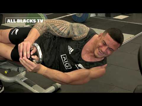 Sonny Bill Williams on his return from injury