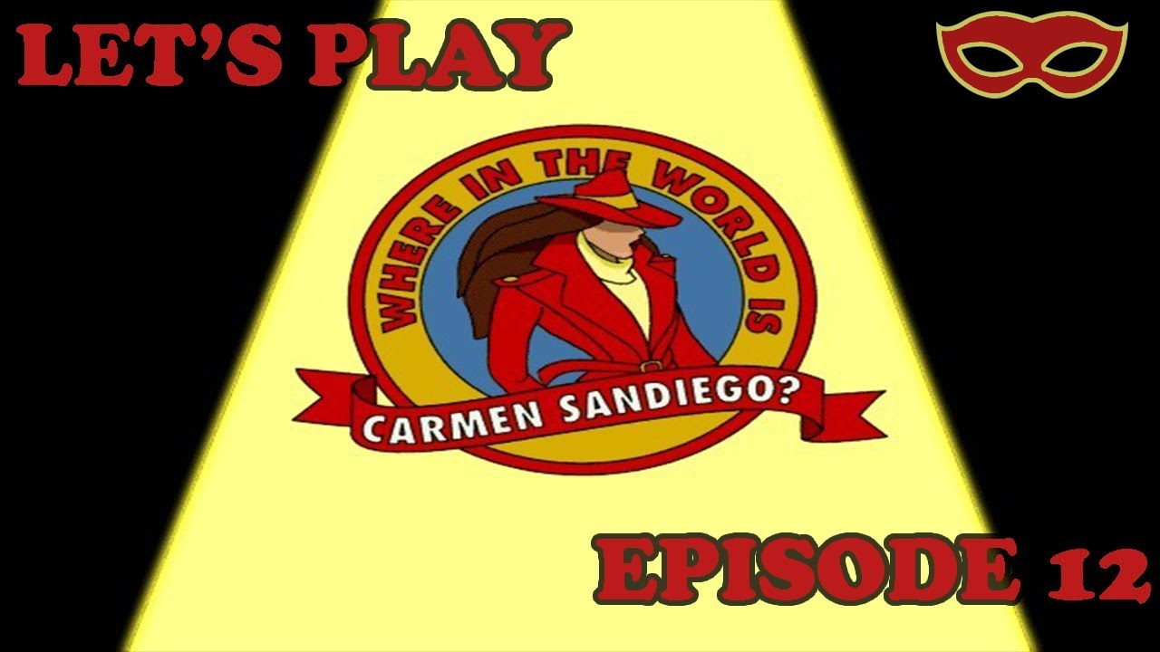 Carmen Sandiego Spiel