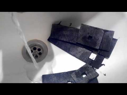 Как поменять памперс на принтере epson l355