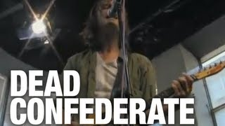 Dead Confederate The Rat   indieATL session YouTube Videos