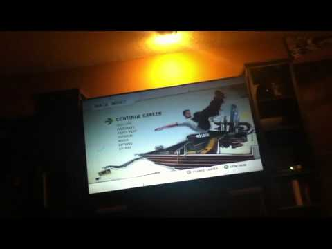 Skate 1 cheats for Xbox 360 or PS3