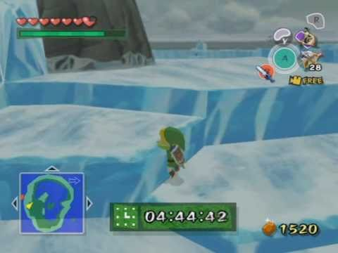 The Wind Waker Part 51: Ice Ring Isle