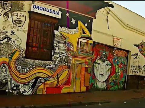 Colombie, Cuba: voyage à la rencontre du street art