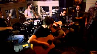 "POTERGEIST - ""Swampire"" unplugged live @ The Trailblazer Unplugged Experiment"