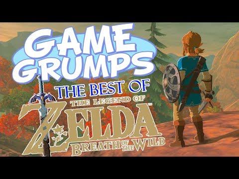 Game Grumps - The Best of ZELDA: BREATH OF THE WILD