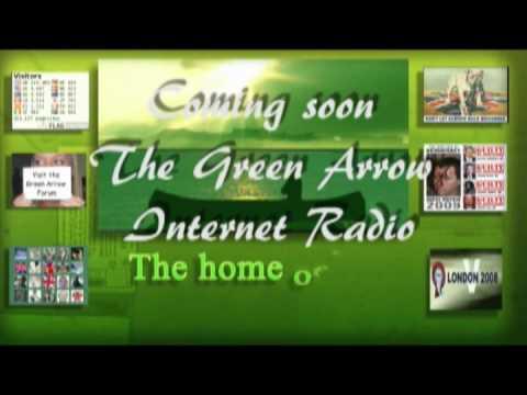 coming soon Green arrow internet radio