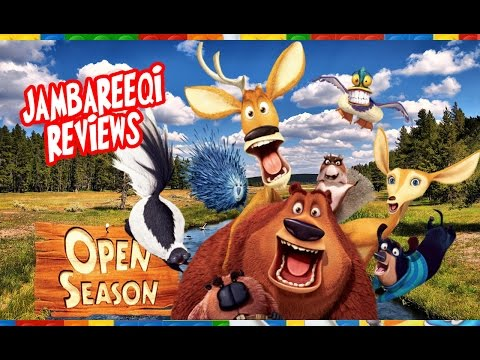 """Jambareeqi Reviews"" - Open Season"