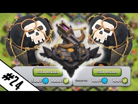FIRST MAX XBOW + COLLECTING NEW ACHIEVEMENT GEMS |
