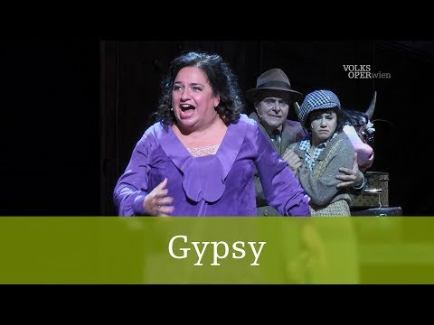 Gypsy – Mama Rose & Company | Volksoper Wien