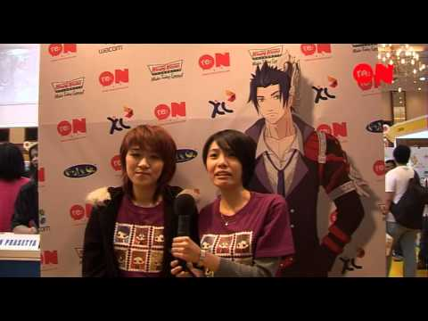 Interview Komikus re:ON Comics - Angie & Kate Yan