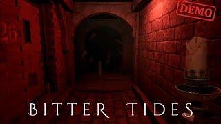Bitter Tides Demo Playthrough Gameplay (Horror game)