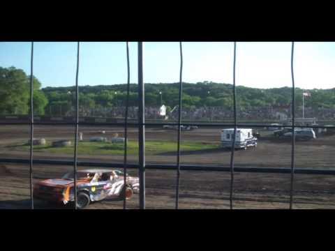 6.18.16---Peoria Speedway---Street Stock heat race